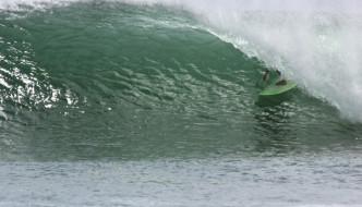 Playa Colorado Surfing