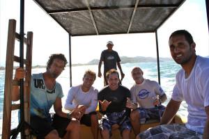 Fishing and Surfing Nicaragua