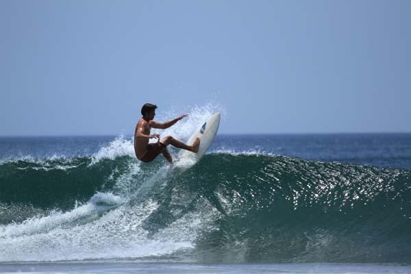 Advance High-end Surf Camp